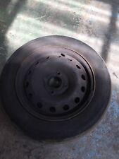"Peugeot 206 Steel Wheel 14"""
