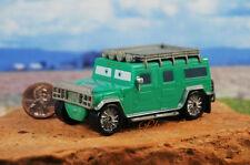 Disney Pixar Cars h-1 TJ Hummer à secteurs personnage Décoration Modèle personnage k1093_c