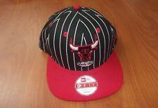 New Era 9Fifty NBA Chicago Bulls Basketball Windy City Hardwood Snapback Hat NWT