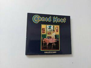 CD - Canned Heat - HALLELUJAH