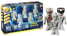 Doctor Who 5 Cyberman Army Building Pack with a Cyberleader, Character Building