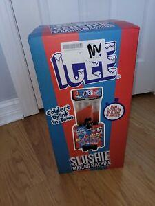 New Icee Slushie Making Machine 770-029