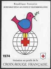 FR CARNET CROIX ROUGE DE 1974 N°2023 - NEUF ** AVEC GOMME D'ORIGINE - COTE 9€
