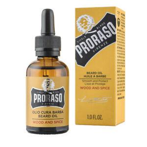 Proraso Olio Da Barba Protettivo Per Definizione Wood And Spice 30 ML
