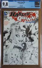 HARLEY QUINN #2 Cover C (2014 series) - 3rd Print Variant - CGC 9.8