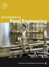 Introduction to Food Engineering, Fourth Edition (Food Science and Technology),