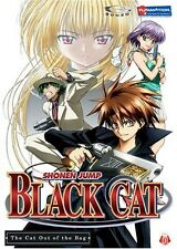 Black Cat - Vol. 1: The Cat Out of the Bag (DVD, 2006)