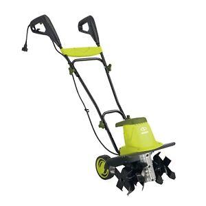 """16"""" Electric Garden Tiller/Cultivator 13.5 AMP Small Yard Garden Equipment Tool"""