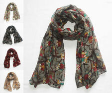 Scarf Voile Unbranded Scarves & Wraps for Women