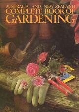 AUST. & NZ COMPLETE BOOK OF GARDENING Paul Hamlyn **GOOD COPY**