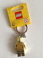 Lego 850807-Cromo Oro Minifigura Llavero / Llavero