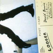 DAVID BOWIE Lodger CD BRAND NEW