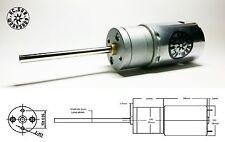 Rc-Sub Custom Made High Speed Gear Motor 2800 rpm (Shaft M4 Long 48mm) Dc6 - 12v
