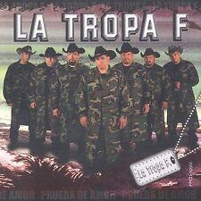 Prueba de Amor by La Tropa F (CD, Jan-2002, Fonovisa)