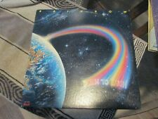 (promo)Rainbow-Down To Earth-LP white Promo polydor 6221-play tested nm-   since