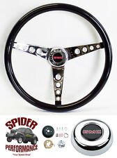 "1974-1986 Suburban GMC pickup Jimmy steering wheel 15"" GLOSSY GRIP"