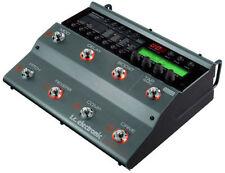 Pedali TC Electronic per effetti di chitarre e bassi