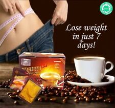 5PCS SLIMMING INSTANT COFFEE 15sachets Each Original