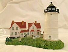 Harbour Lights Lighthouse 203 Nobska, Ma, Coa, Low #306 c. 1997