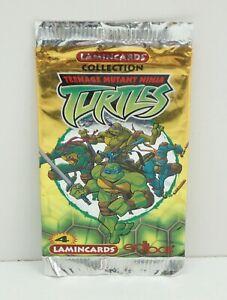 Bustina Card: Turtles Teenage Mutant Ninja Lamincards Collection anno 2 n. 5....