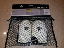 NEW Adidas Lacrosse 111 Arm Pads New Size Large