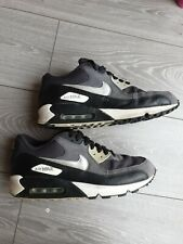 nike men's air max 1 essential trainers black/black 8.5 uk