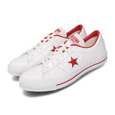 Converse One Star HanByeol White Red Men Women Unisex Casual Shoes 167326C
