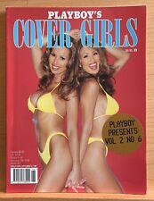 Playboy's Cover Girls Magazine August 1997 Carmen Electra