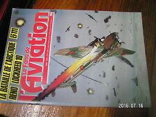 µ1? Revue Fana de l'Aviation n°198 Lockheed 10 Electra Bataille Arctique  VG 70