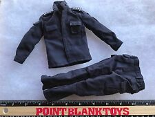 SOLDIER STORY Shirt & Pants BLUE STEEL COMMANDOS SWAT 1/6 ACTION FIGURE TOYS dam