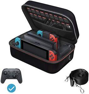 Anti-Kratz Tragetasche Hartschale Reisetasche Schutzhüllen Für Nintendo Switch