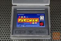 Pac-Man Official US VER. (NeoGeo Pocket Color, 1999) CART ONLY! - RARE! - EX!