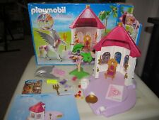 Playmobil 5985 Pegasus Castle Princess Set Loose Piece Lot