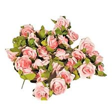 48 Schaumrosen bordeaux  5cm Rosen Hochzeit  Kommunion Rosenkugeln basteln