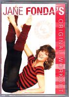 JANE FONDA'S ORIGINAL WORKOUT DVD  REGION 4  JANE FONDA