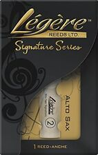 NEW Legere ASG300 Signature Series Eb Alto Saxophone No. 3 Reed FREE SHIPPING