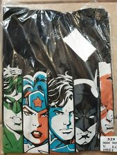 DC Comics Short Sleeve T-Shirt Black, XLarge