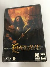 Enclave NEW Factory Sealed PC Game Rare collector