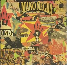 Mano Negra Amerika perdida (1991, F, 16 tracks) [CD]