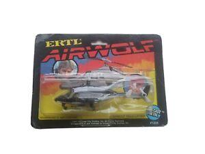 Ertl Airwolf Brand New