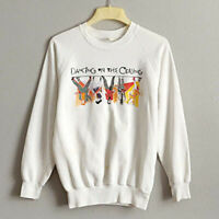 Vintage LIONEL RICHIE DANCING ON THE CEILING 2-Sided Sweatshirt Shirt 1986 XL