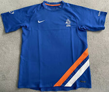 HOLLAND NIKE NETHERLANDS KNVB WORLD CUP 2006 TRAINING JERSEY MENS LARGE