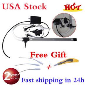 "48"" Manual Acrylic Light Box Plastic PVC Bending Machine Heater Heating Bender"