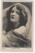 Actress Mabel Green 1905 RP Postcard Theatre 829b
