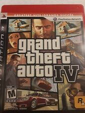 Grand Theft Auto IV 4 GTA 4 PlayStation 3 PS3 Greatest Hits Edition