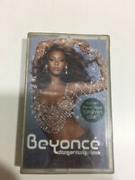 BEYONCE DANGEROUSLY IN LOVE  2003 RARE orig CASSETTE TAPE INDIA indian