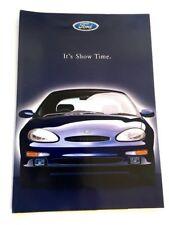 1996 Ford Australia Car Sales Brochure - LTD Fairlane Fairmont Falcon XR8 Taurus