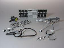 Vintage GI Joe Adventure Team Solar Communicator Bivouac Machine Mess Kit Hasbro