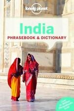 Lonely Planet India Phrasebook & Dictionary by Lonely Planet (Paperback, 2014)