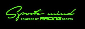 Sports Mind Powered by Fits: ACURA Motor Sport Decal Sticker Racing Car